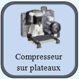 compresseur air comprim sur ch ssis. Black Bedroom Furniture Sets. Home Design Ideas