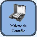 disconnecteur malette controle. Black Bedroom Furniture Sets. Home Design Ideas
